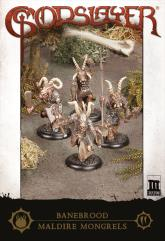Maldire Mongrels - Unit Box