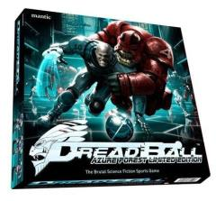 DreadBall - Azure Forest (Limited Edition)