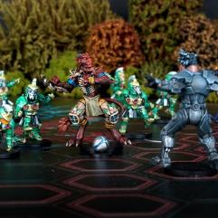 DreadBall - Azure Forest Expansion
