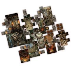 Halls of Dolgarth Tile Pack