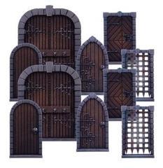 Dungeon Doors Pack