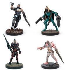 Mercenary - Champions of Nexus Psi