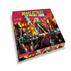 Mars Attacks - The Miniatures Game