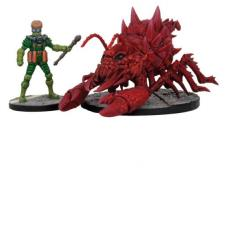 Martian Giant Mutant Ant