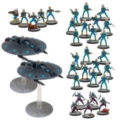 Martian Army Set