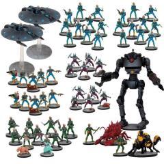 Martian Mega Army Set