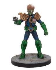 Martian Judge Dredd