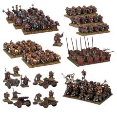 Dwarf Mega Force (1st Edition)