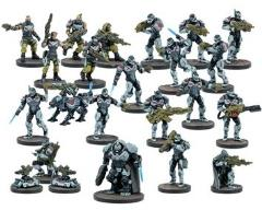 Enforcers Faction Starter (2016 Edition)