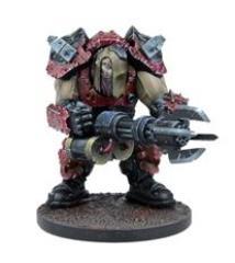 Mercenary - Ogre