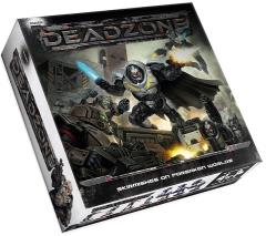 Deadzone - Skirmishes on Forsaken Worlds Starter Set (2nd Edition)
