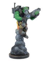 Chief Mauhulakh - Orc Sky Scraper