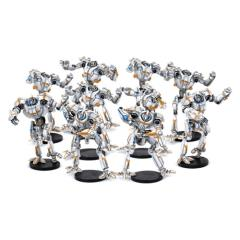 Robots - Chromium Chargers (1st Edition)