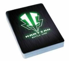 Card Deck - Martians