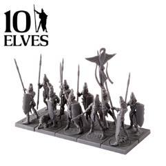 Spearmen Command