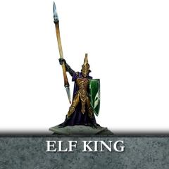 Elf King w/Spear