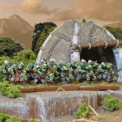 Goblin Spitters Regiment