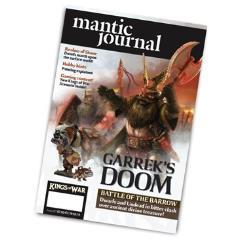 "#2 ""Garrek's Doom, Realms of Stone, War Approaches!"""