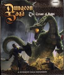 Dungeon Saga - The Tyrant of Halpi Expansion
