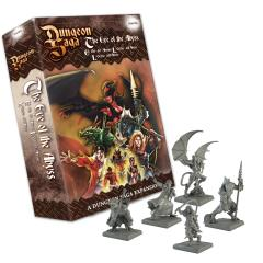 Dungeon Saga - The Eye of the Abyss