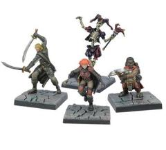 Heroes of Kickstarter (Halpi Set)