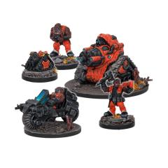 Forge Fathers - Support Booster
