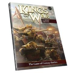 Kings of War Rulebook (2nd Edition)