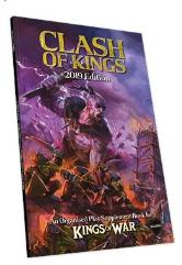 Clash of Kings - Organized Play Supplement (2019 Edition)