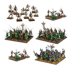 Elf Army (1st Edition)
