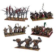 Abyssal Dwarf Army (2015 Edition)