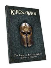 Kings of War Rulebook (3rd Edition, Gamer's Edition)
