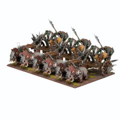 Orc Chariot Regiment