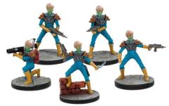 Martian Marines