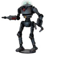 Martian Giant Robot