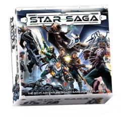 Star Saga Core Set - The Eiras Contract
