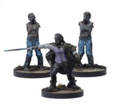 Game Booster - Michonne, Mike, Terry