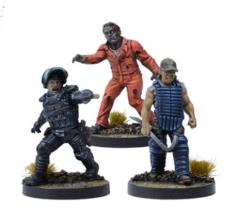 Game Booster - Rick Prison Advisor, Harold Abernathy, Walker