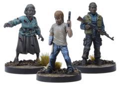 Game Booster - Rick, Curtis, Walker