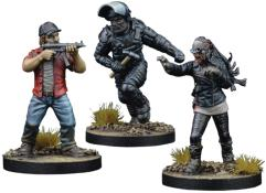 Game Booster - Tyreese, Raymond, Jasmin Mangia Marchan Walker