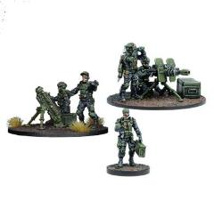 Anti-Infantry Weapons Teams