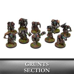 Orx Grunts Section