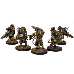 Scourgers Team