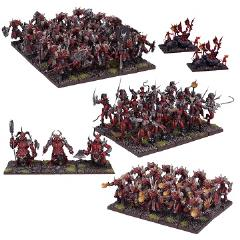 Forces of the Abyss Army (1st Edition)