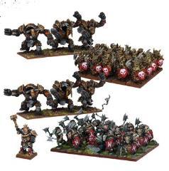Abyssal Dwarf Army (2017 Edition)