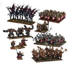 Abyssal Dwarf Mega Army (2017 Edition)