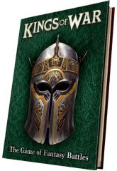 Kings of War Rulebook (3rd Edition, Limited Edition)