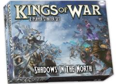 Shadows in the North - Kings of War Two-Player Starter Set (3rd Edition)