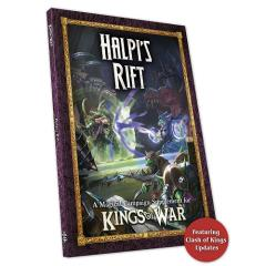 Halpi's Rift Campaign Book