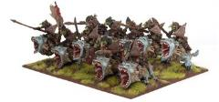 Goblin Fleabag Riders Regiment