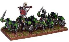 Goblin Rabble Regiment